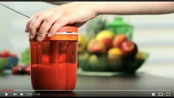 Vidéo de présentation du Turbo Chef Tupperware