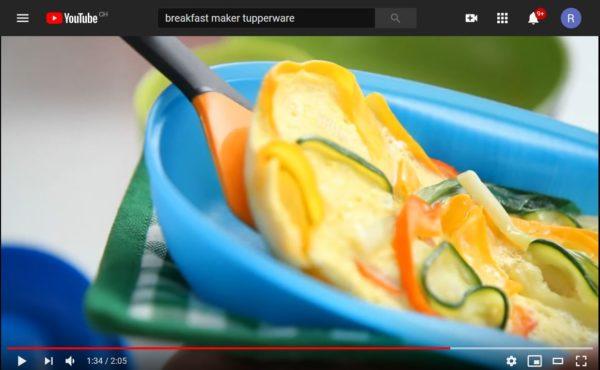 Vidéo de présentation de l'Omeletto