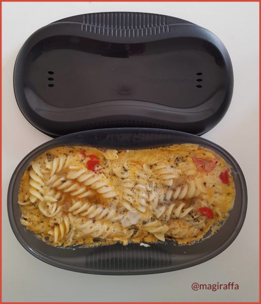 Omeletto Tupperware - Cuiseur solo pour four micro-ondes