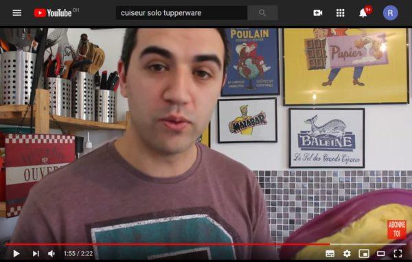 Vidéo de l'omelette selon Cuisto Pedro