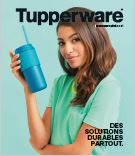 Catalogue Tupperware Suisse français été 2021