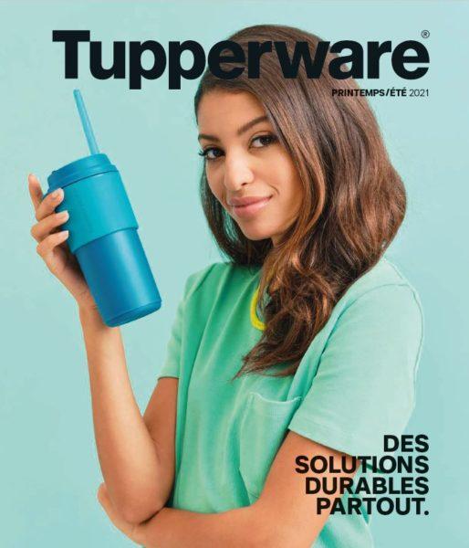 Catalogue Tupperware Suisse Printemps-Ete 2021