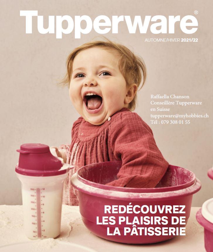 Catalogue Tupperware Suisse Automne-Hiver 2021-2022